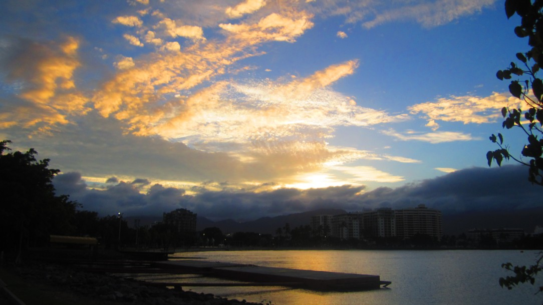 Photo of the day: Cairns, Sunset