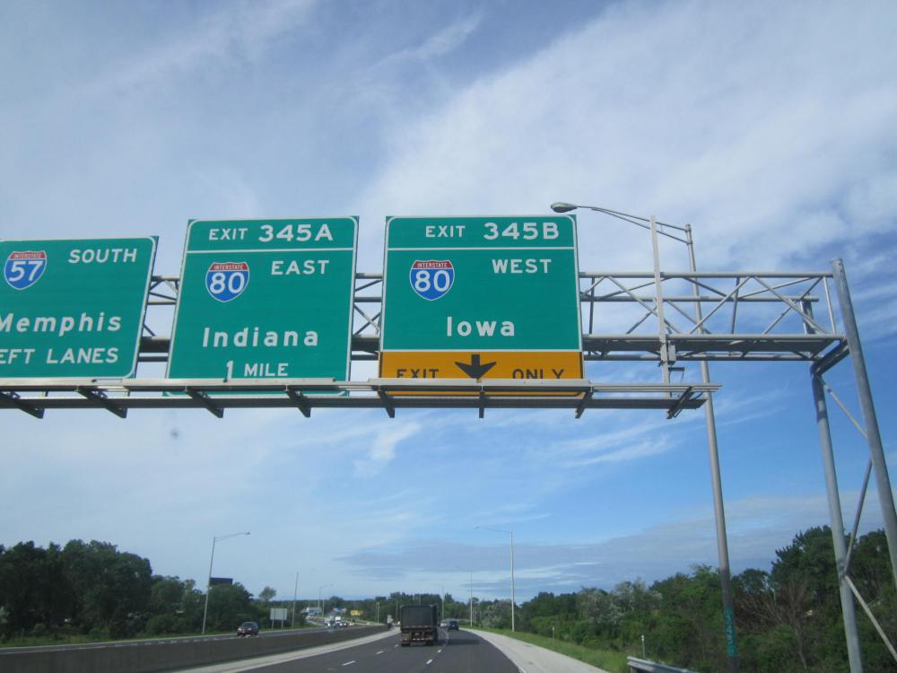Heading West: The Great American Road Trip Commences (2/4)