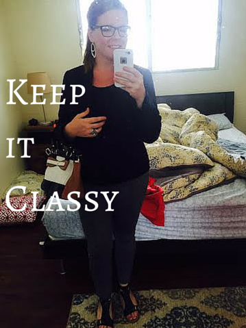 Keepit Classy